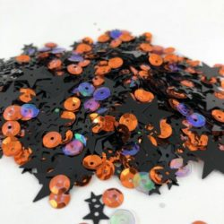 Halloween Spooky Night Sequin Mix